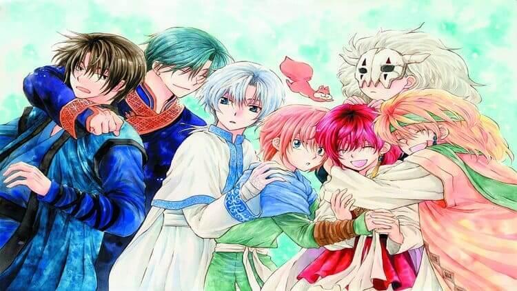 Akatsuki no Yona - Anime Where MC Is Betrayed