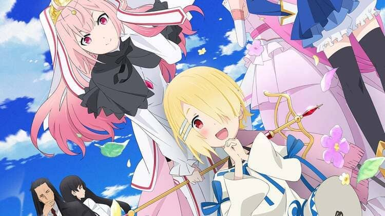 Demon Lord, Retry Transferred to Another World Anime