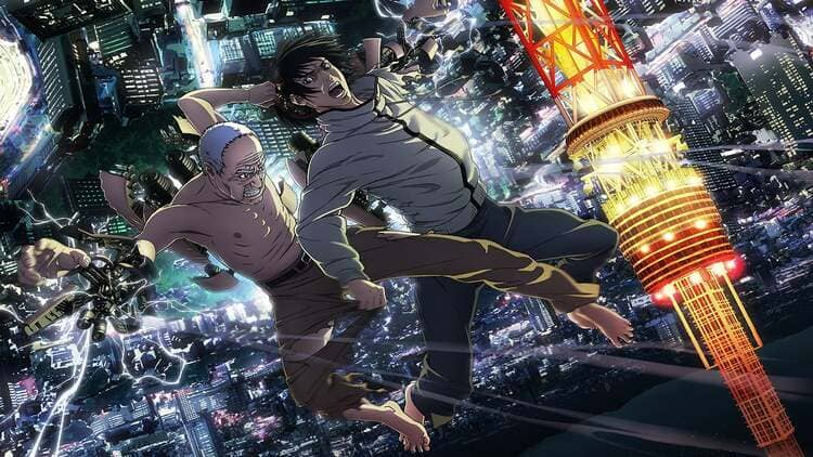 Inuyashiki Last Hero - Anime Where MC Is Betrayed And Becomes op