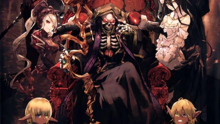 Overlord - Anime Like Assassination Classroom