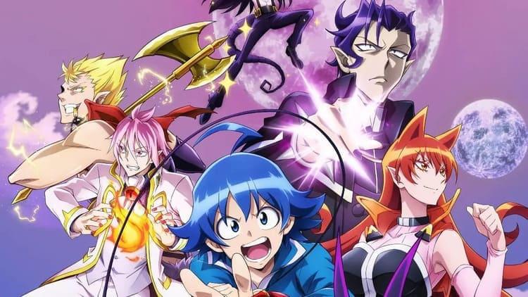 Welcome to Demon School Iruma-Ku Anime