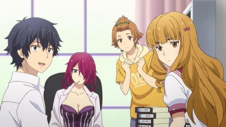 YU-NO- Anime Where MC Gets Betrayed