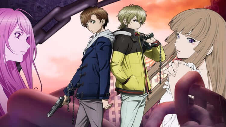 Zetsuen no Tempest - Anime Where MC Is Betrayed And Becomes op