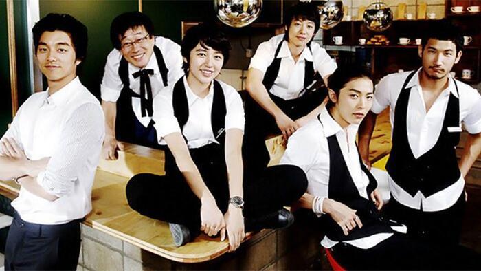 Coffee Prince Korean Drama - rich guy poor girl kdrama