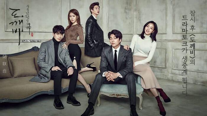 Goblin - rich guy poor girl Korean Drama