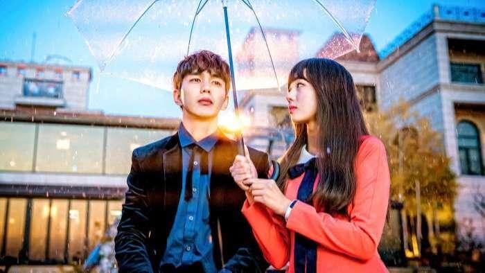 Im-Not-a-Robot Korean Drama - kdrama rich guy poor girl