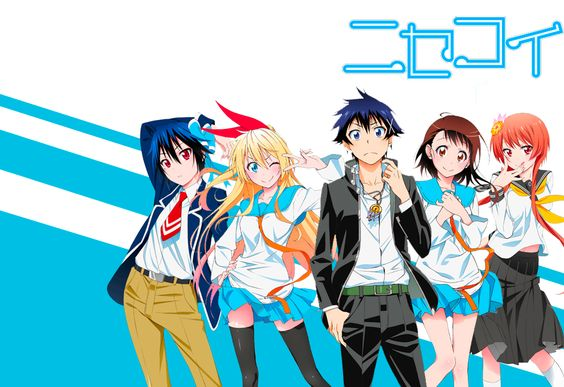 Nisekoi False Love