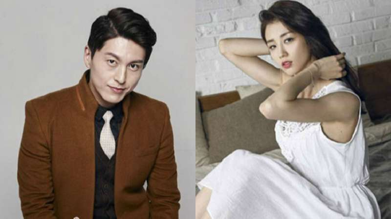 Park Ha Sun and Ryu Soo Young
