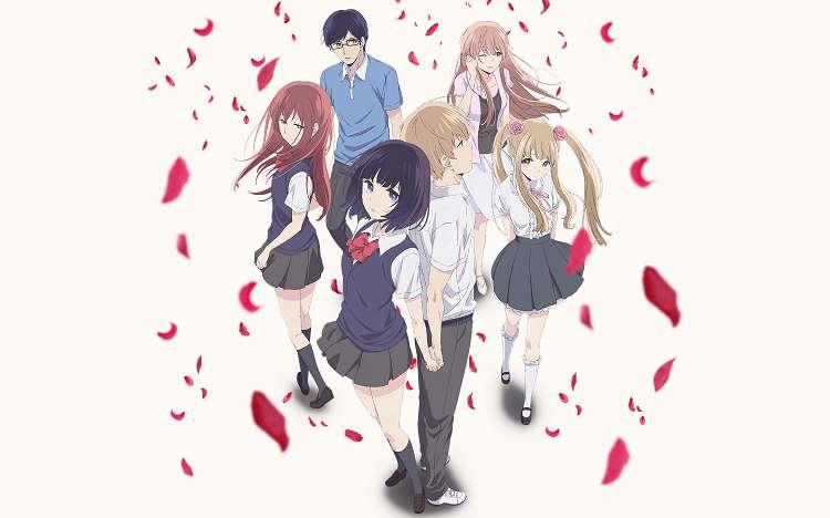 Scum's Wish - Adult Mature Anime
