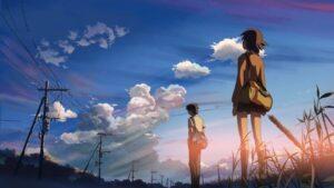 5 Centimeters Per Second Anime