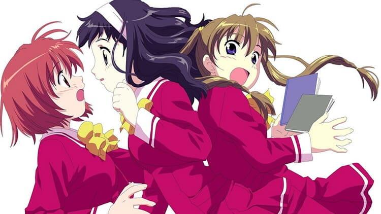 Girl Meets Girl - Yuri Anime