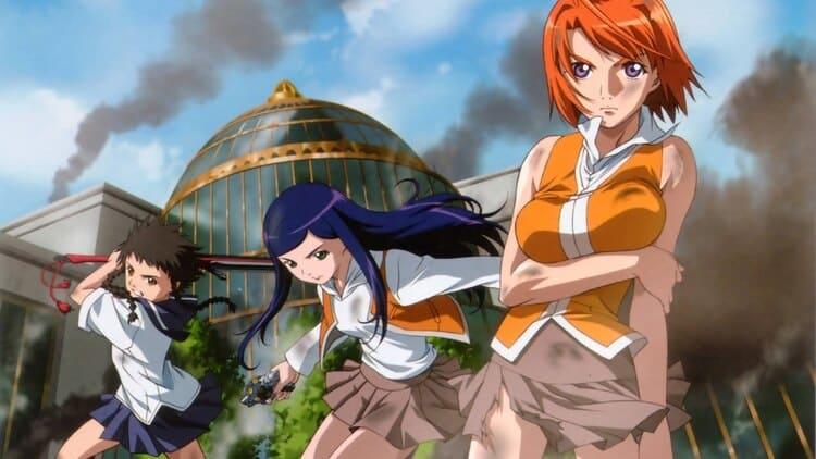 Mai Hime - Best Yuri Anime List