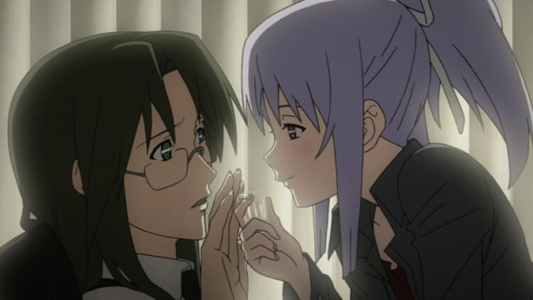 Rin Daughters of Mnemosyne - Good Mature Anime