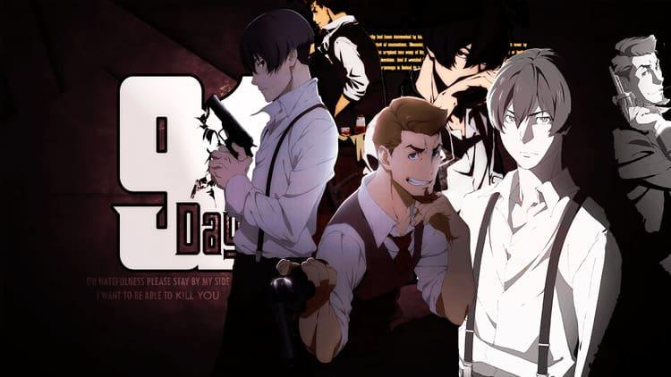 91 Days - Similar Anime Like Tokyo Revengers