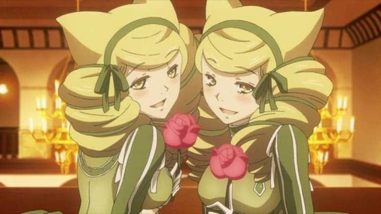 Bonbori and Hozuki - Anime Fox Girl