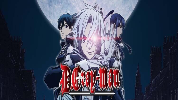 D.Gray-man - Anime Like Blue Exorcist