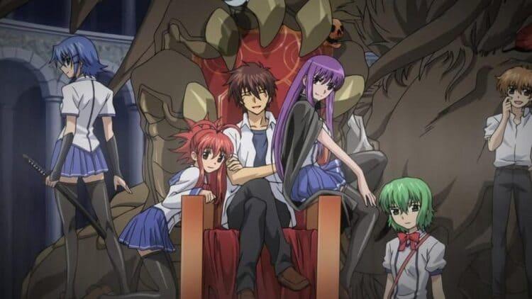 Demon King Daimao - Anime Like Blue Exorcist