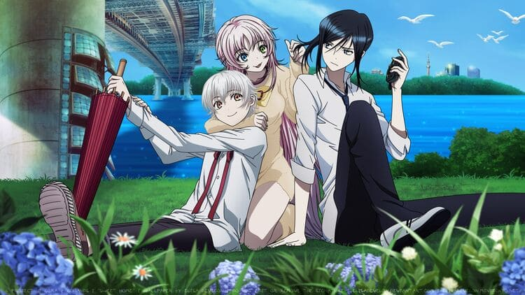 K-Project - Anime Like Blue Exorcist