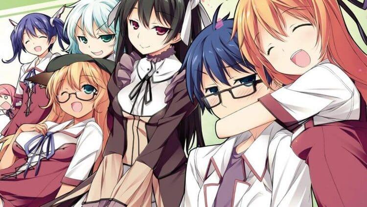 Mayo Chiki - ecchi uncensored anime