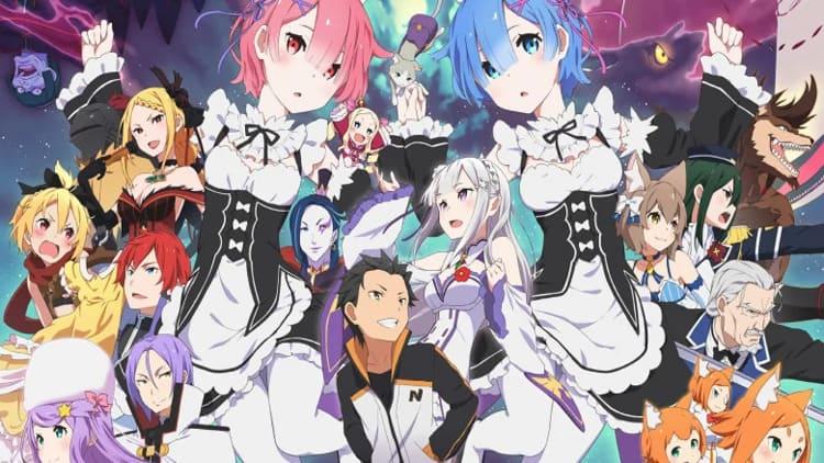 Re Zero - Similar Anime Like Tokyo Revengers