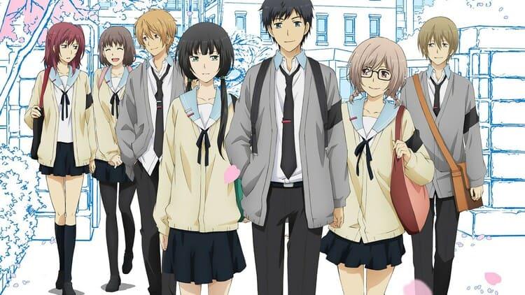 Relife - Similar Anime Like Tokyo Revengers