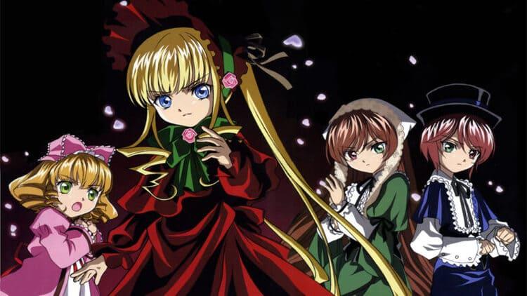 Rozen Maiden Anime