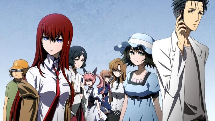 Steins Gate - Similar Anime Like Tokyo Revengers