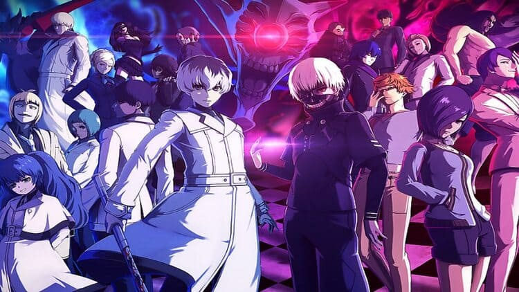 Tokyo Ghoul - Anime Like Blue Exorcist
