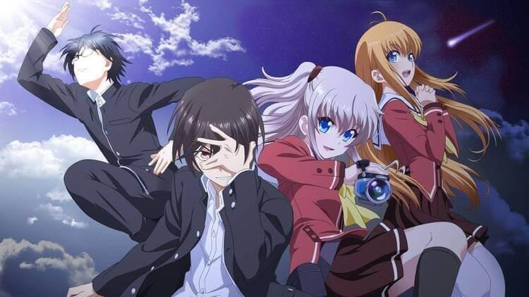 Charlotte Short Anime With One Season