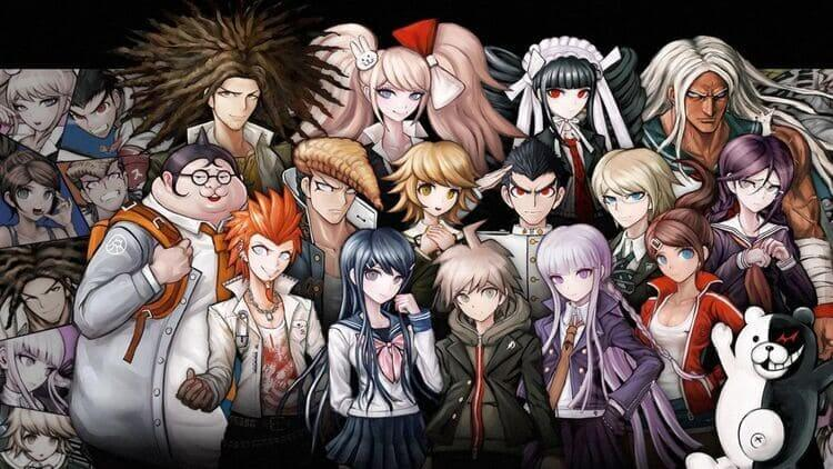 Danganronpa the animation - Anime Like Assassination Classroom