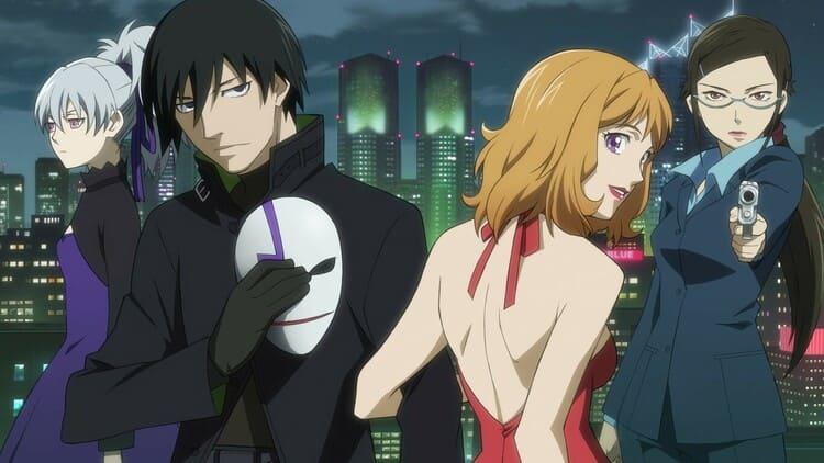 Darker than Black - Anime Like Assassination Classroom