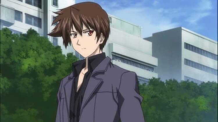 Kazuma Yagami from Kaze no Stigma - wind user anime male