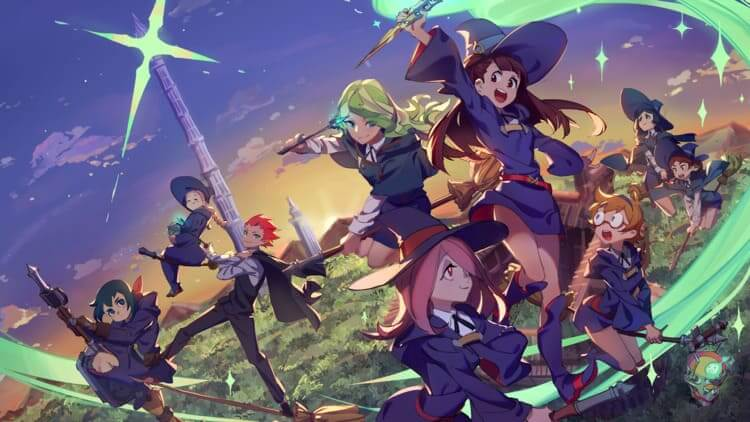 Little Witch Academia Short Anime