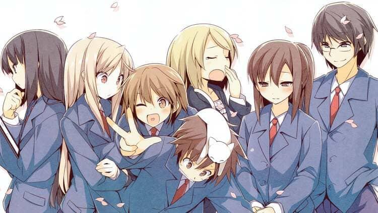 Sakura-sou no Pet na Kanojo Short Anime With One Season