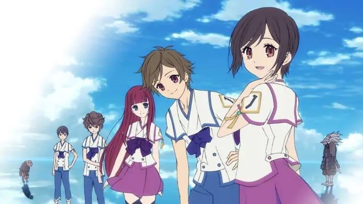 Shinsekai Yori Anime