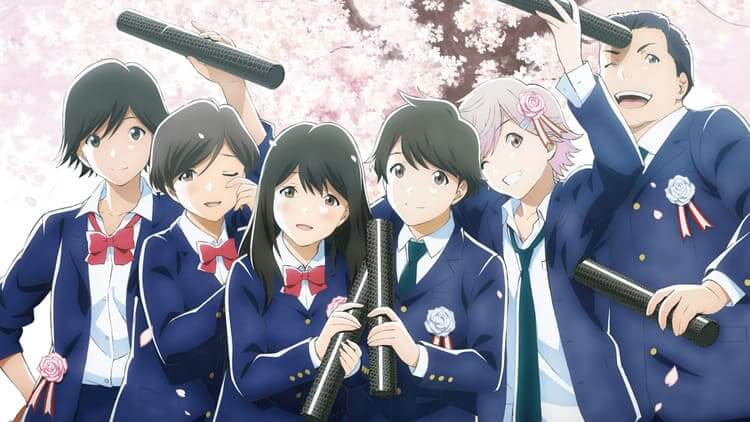 Tsuki ga Kirei Short Anime With One Season