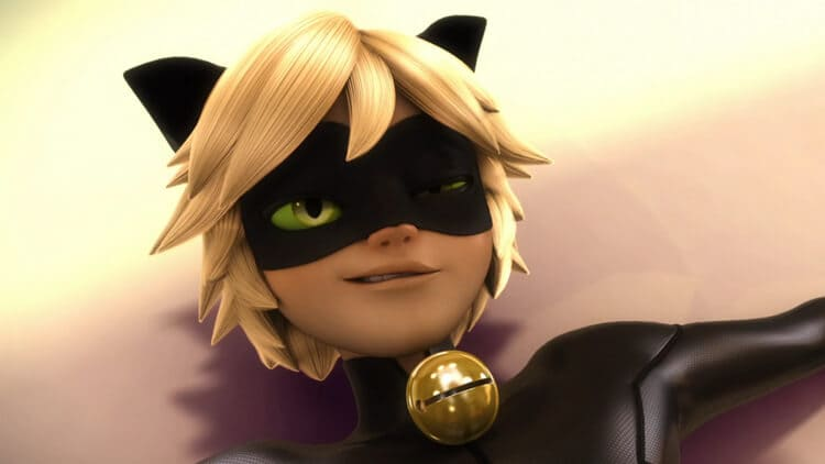 Adrien Cat Noir - Does Marinette And Adrien Get Together