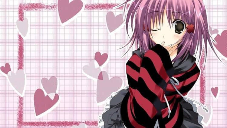 Amu Hinamori - Libra Anime Characters