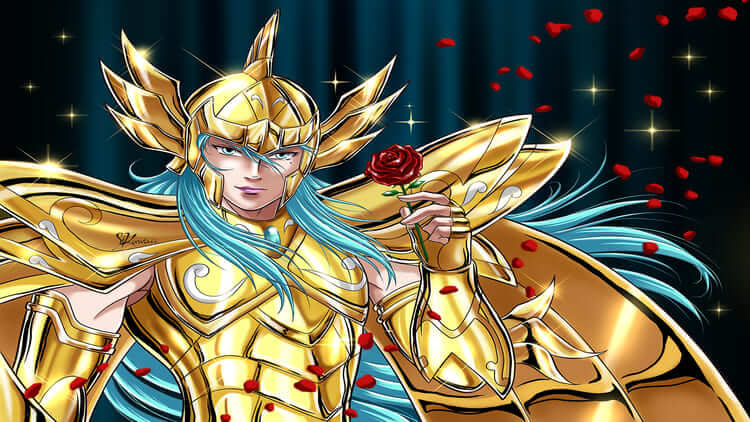 Aphrodite - Pisces anime characters