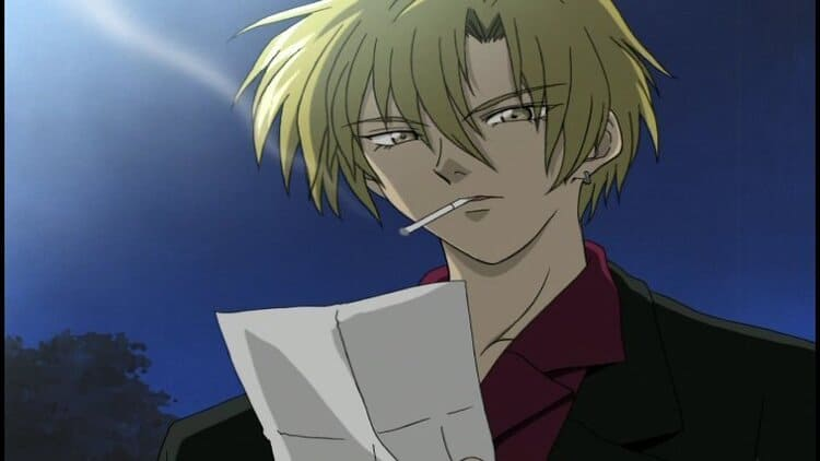 Eiri Yuki - Pisces anime characters zodiac signs