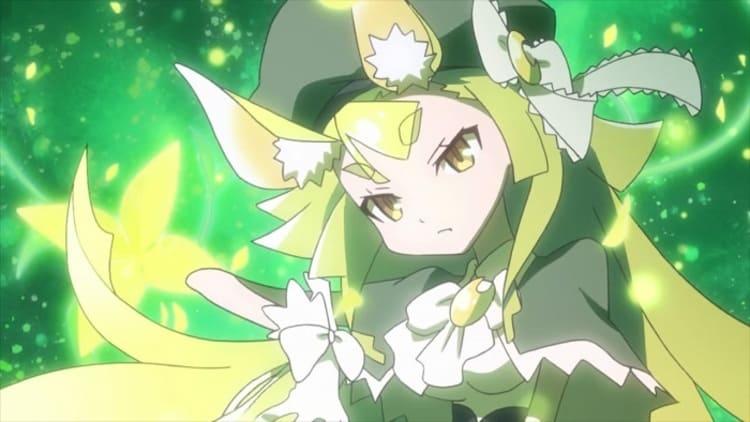 Luna Tsukuyomi - Kawaii Cute Anime Wolf Girl