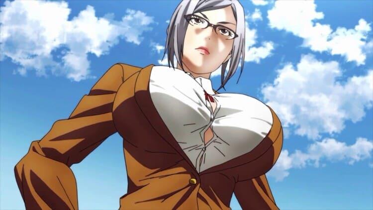 Meiko Shiraki - busty anime characters