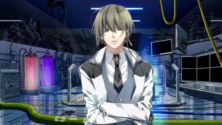 Natsuhiko Azuma - Libra Anime Characters