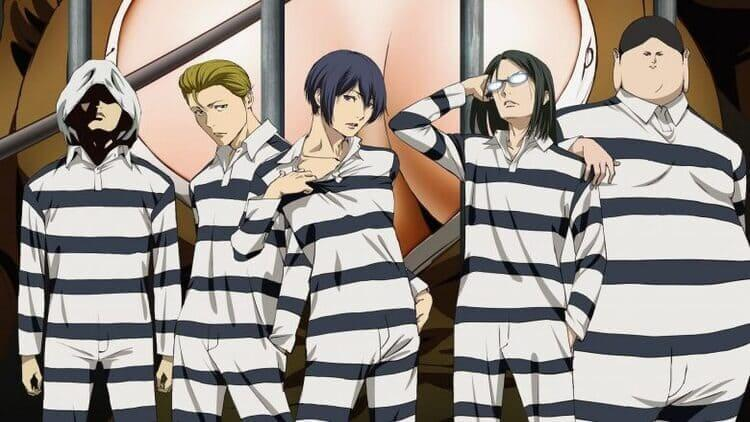 Prison school - best uncensored ecchi anime