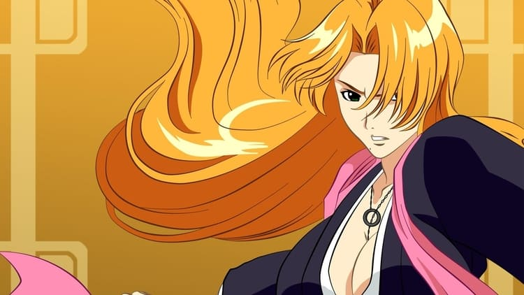 Rangiku Matsumoto - busty anime girl