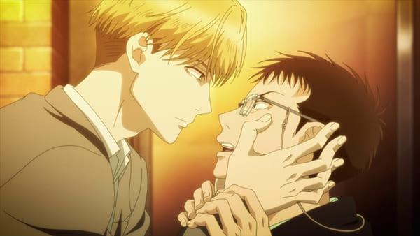 The Night Beyond the Window Anime
