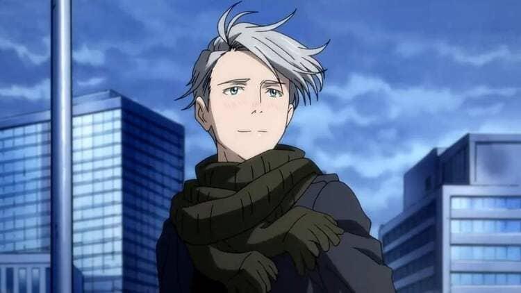 Viktor Nikiforov - Libra Anime Characters