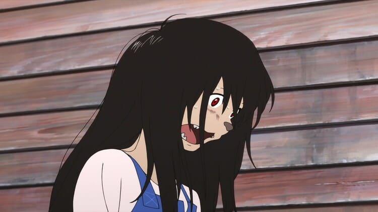 Yuki Wolf Children - Kawaii Anime Wolf Girl