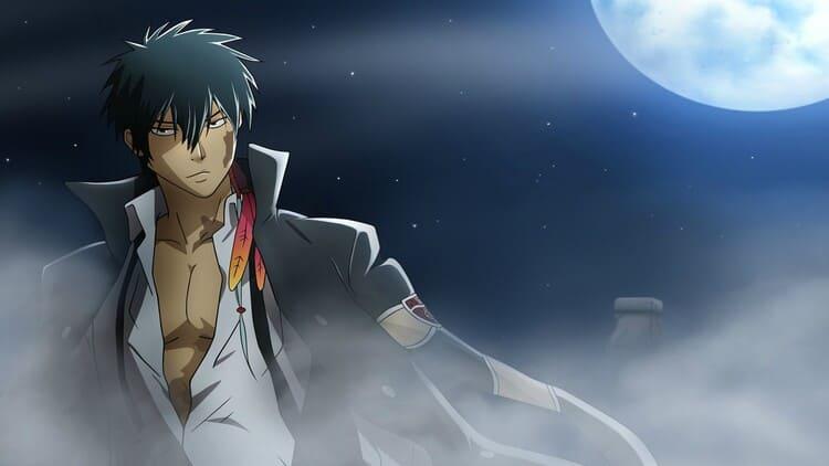 Xanxus - Libra Anime Characters