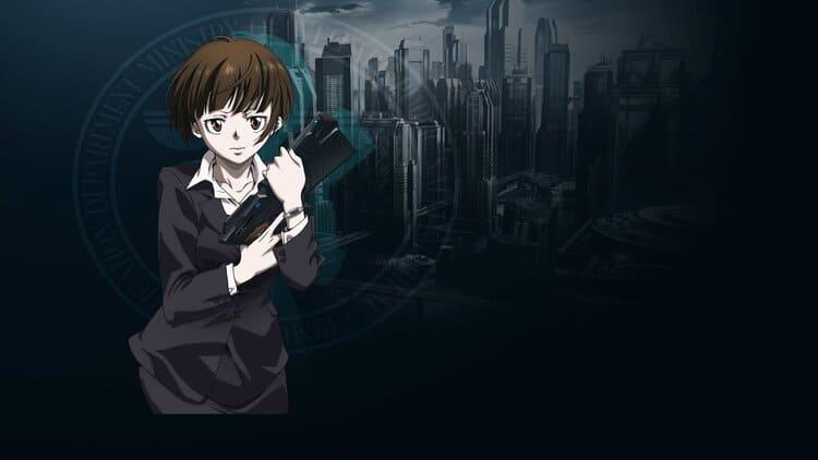 Akane Tsunemori - Anime Girl With Gun